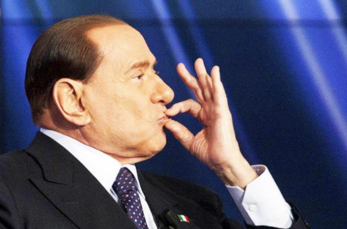 """""""Il centrodestra vincerà!"""" – Le parole di Berlusconi"""