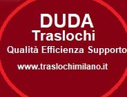 Traslochi Milano: l'efficienza di un servizio garantito da Duda Traslochi