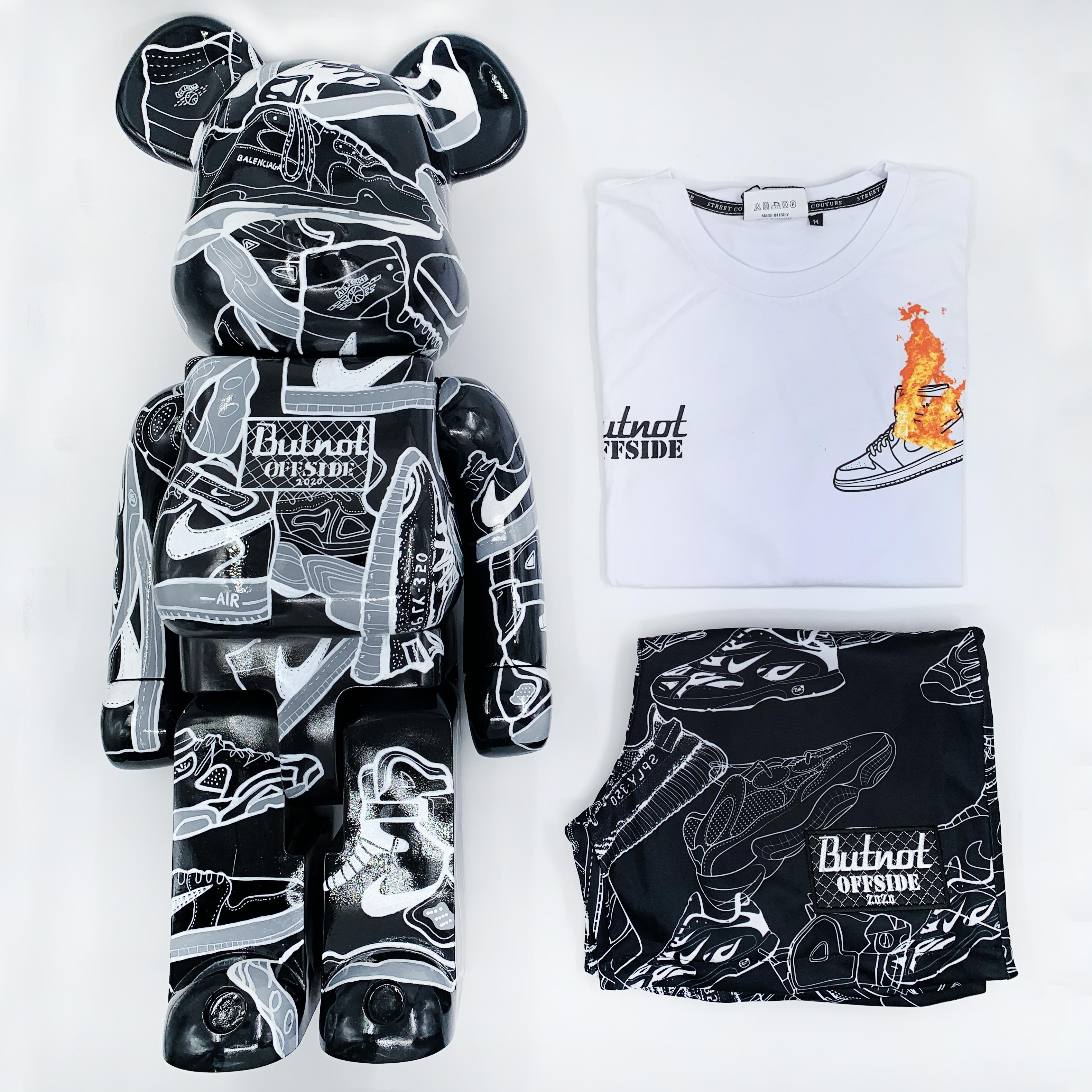 Butnot e OffSide: una collaborazione esclusiva nello streetwear